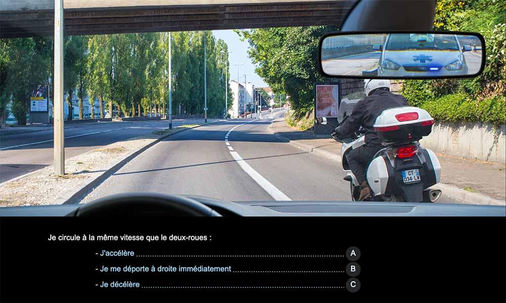 Code De La Route Gratuit 2019 2020 Test Gratuit En Ligne
